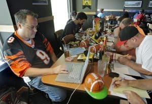 New Fantasy Football Off The Gridiron Takes Nation By Storm
