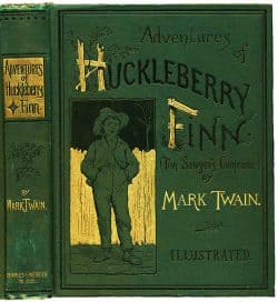 "Progressive School Replaces ""N"" Word With ""Black Guy"" In Huck Finn"