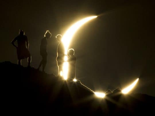 Why The Government Doesn't Want You To Look Directly At The Solar Eclipse