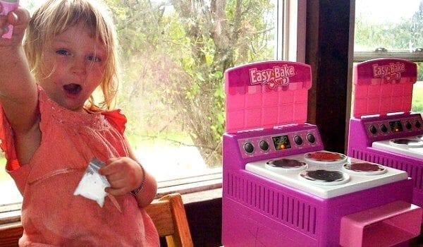 Mattel Releases Easy Bake Meth Lab