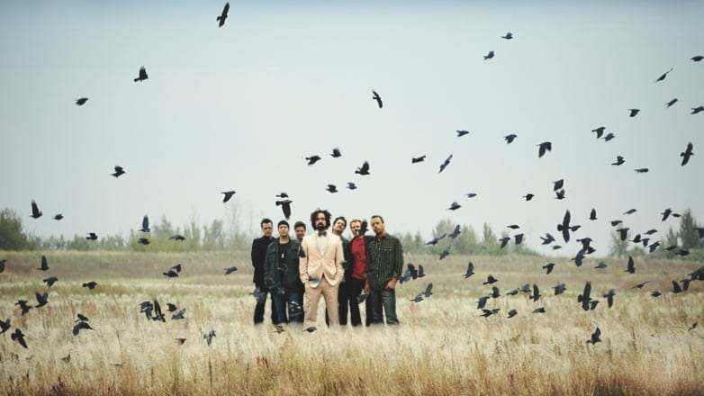 Counting Crows Spotted in Kansas, Counting Crows