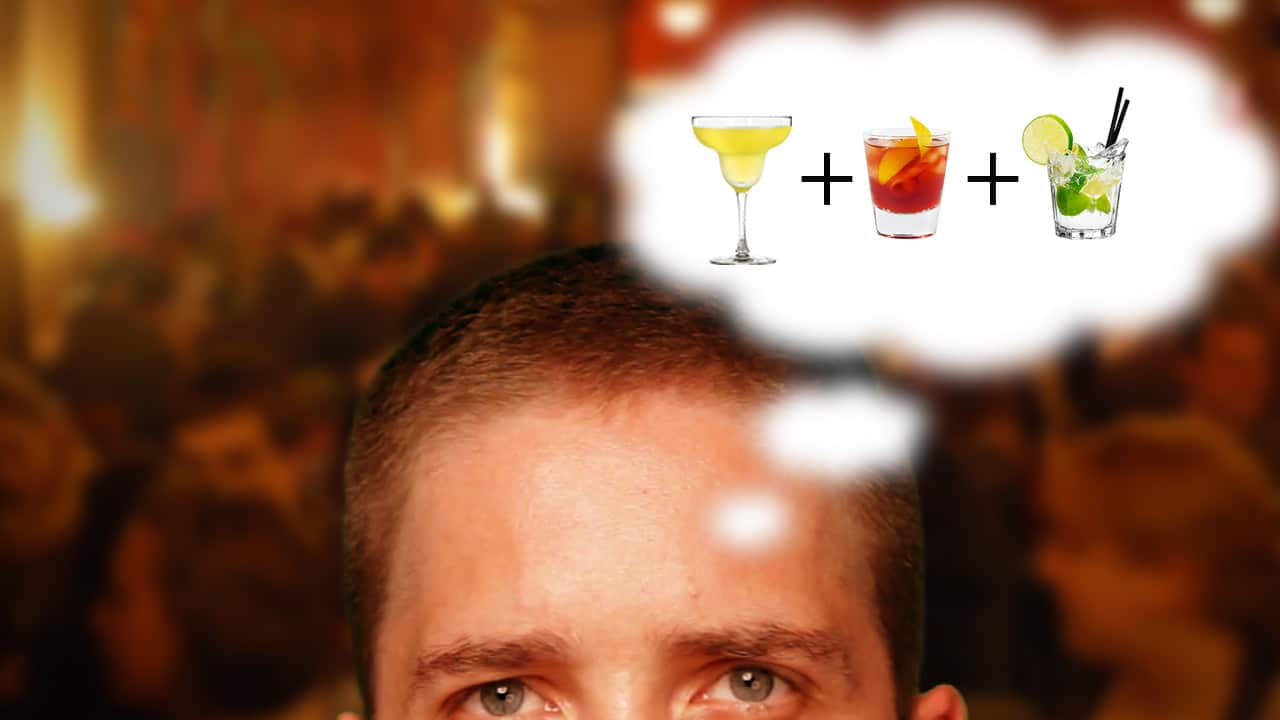Man Calculates How Much He'll Need To Drink To Get Full Value Out Of New Year's Eve Cover Charge