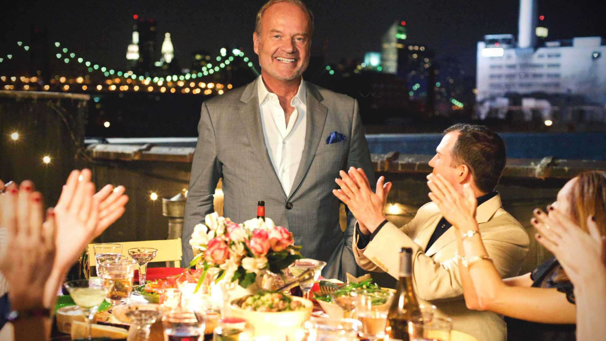 6 Frasier Inspired Recipes To Add Some Sophistication To Your New Years Eve Party