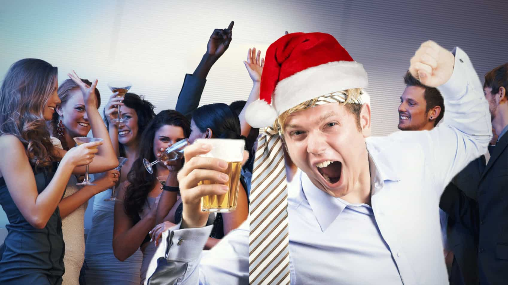 Work Holiday Party To Be Filled With Equal Parts Fun And Regret