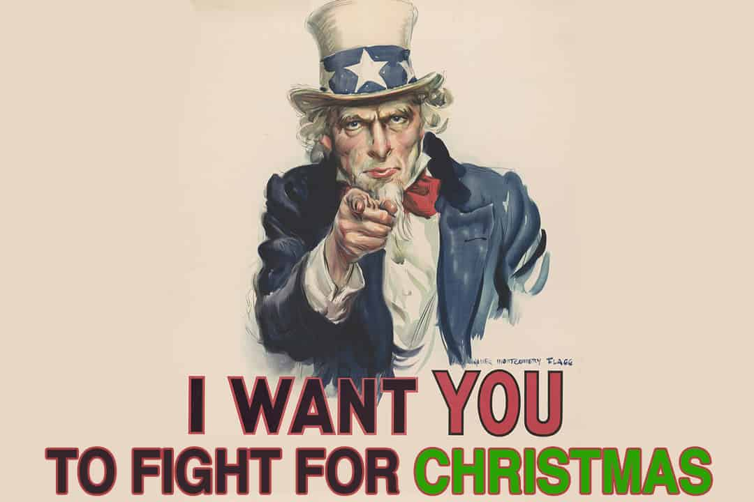 War on Christmas Rages, Draft Reinstated