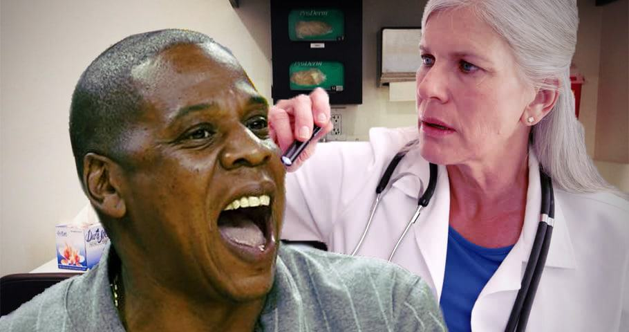 Doctor Cures Jay-Z's Chronic Cough