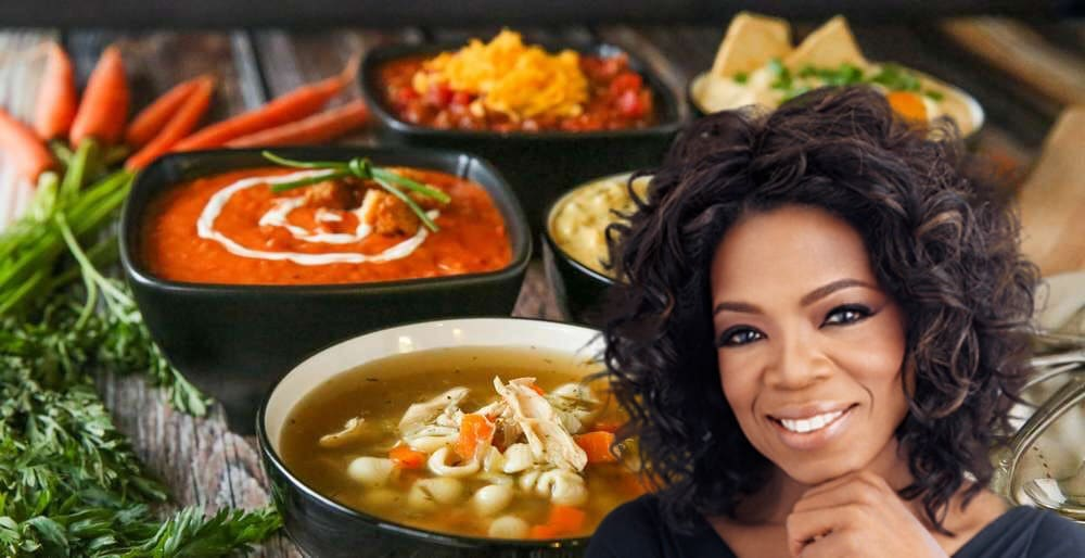 O! I'm That Soup! Which Oprah Soup Are You? [Quiz]