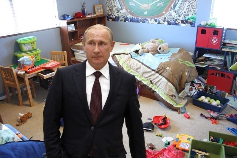 Putin Grounded By Rest Of World For Entire Olympics