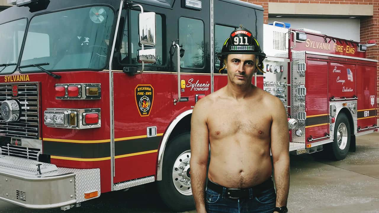 Firefighters Call For Body Positive Calendar