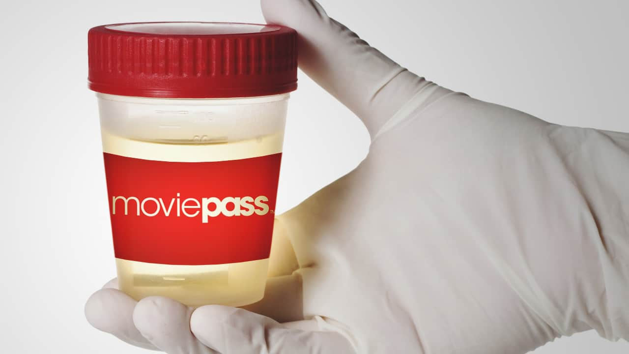 New MoviePass Terms Mandate Polygraph, Urine Tests After Each Showing
