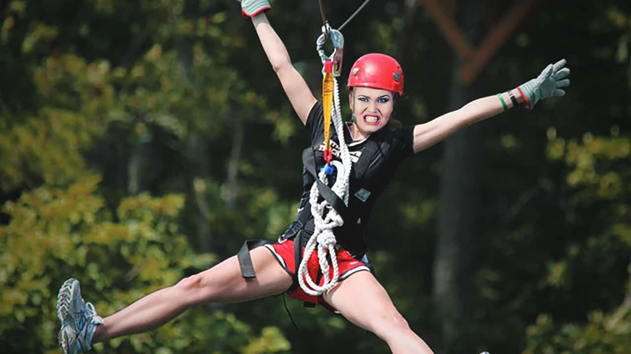 5 Picturesque Zip Lines That Will Bust Your Hymen