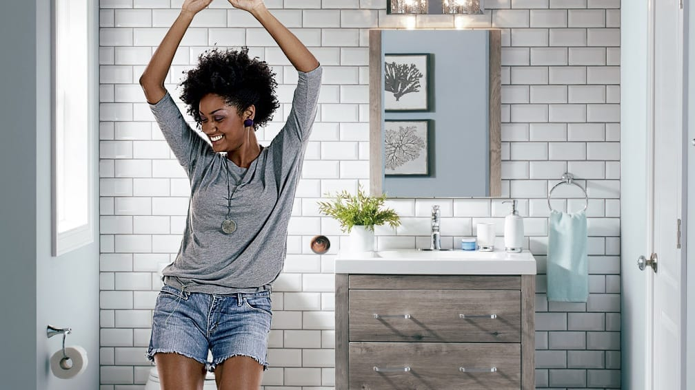 How To Dance Like Nobody's Watching—Except That Guy Who Drilled A Peephole In Your Bathroom Wall