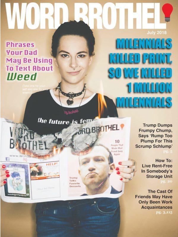 Cover of Magazine
