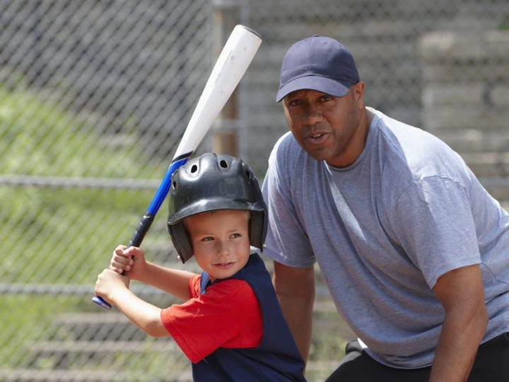 "Local Dads Say ""No"" To Father's Day Gifts, Insist Winning Tee-ball Team Only Option"