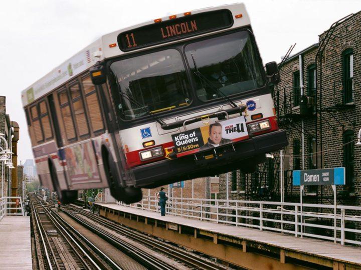 Study: 93% Of CTA Bus Drivers Not Prepared To Handle Speed-like Scenario