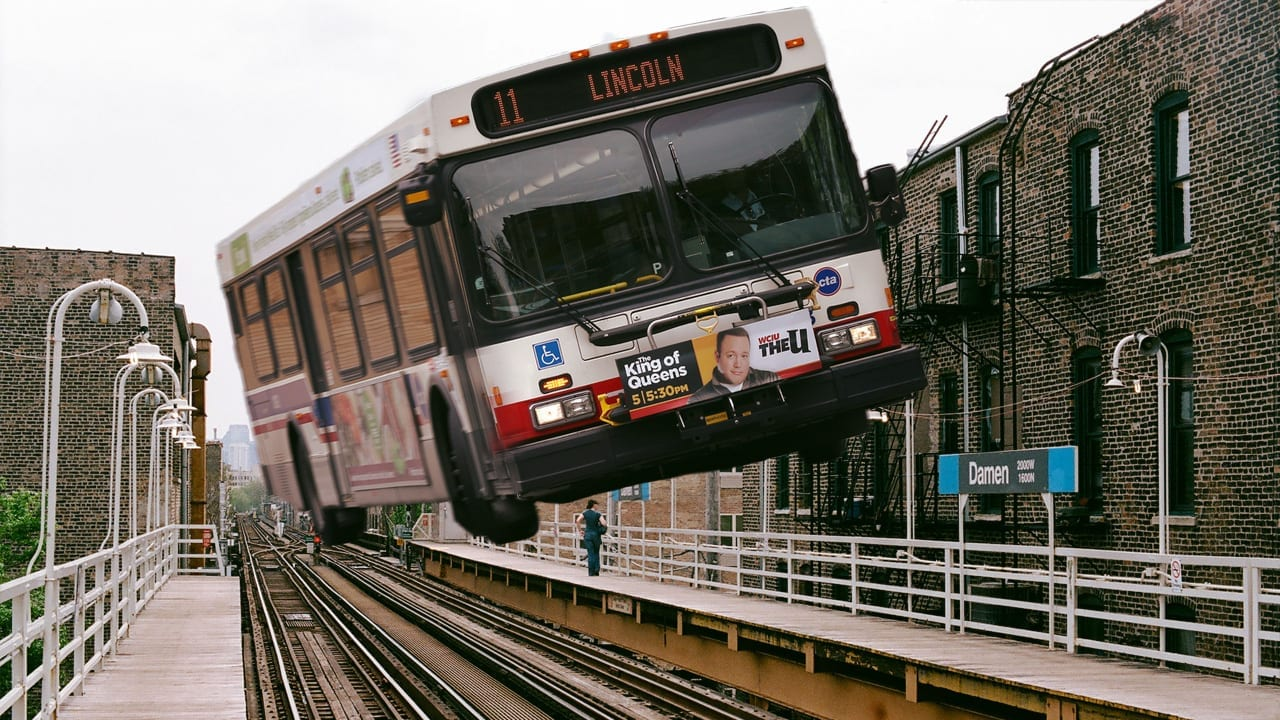 Study: 93% Of CTA Bus Drivers Not Prepared To Handle Speed-like Scenario