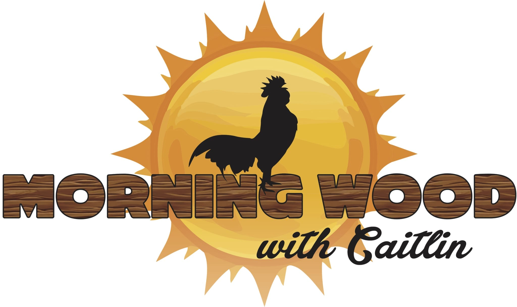 Morning Wood With Caitlin – Episode 2