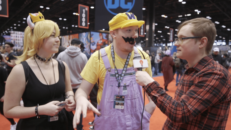 Takin' It To C2E2 [VIDEO]