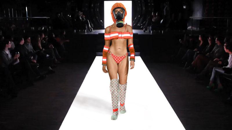 Louis Vuitton Releases New Summer Line Of Hazmat Suits