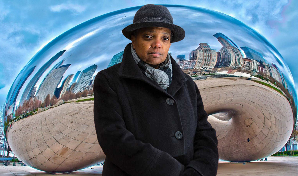 Mayor Lightfoot To End Feud With The Bean