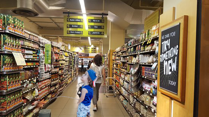 Mom Says 'No Thank You Brayden' To 6-Year-Old Pissing On Whole Foods Floor