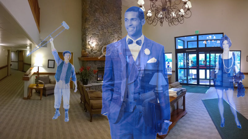 Ghosts Who Died On Vacation Finally Have Hotel Room To Themselves