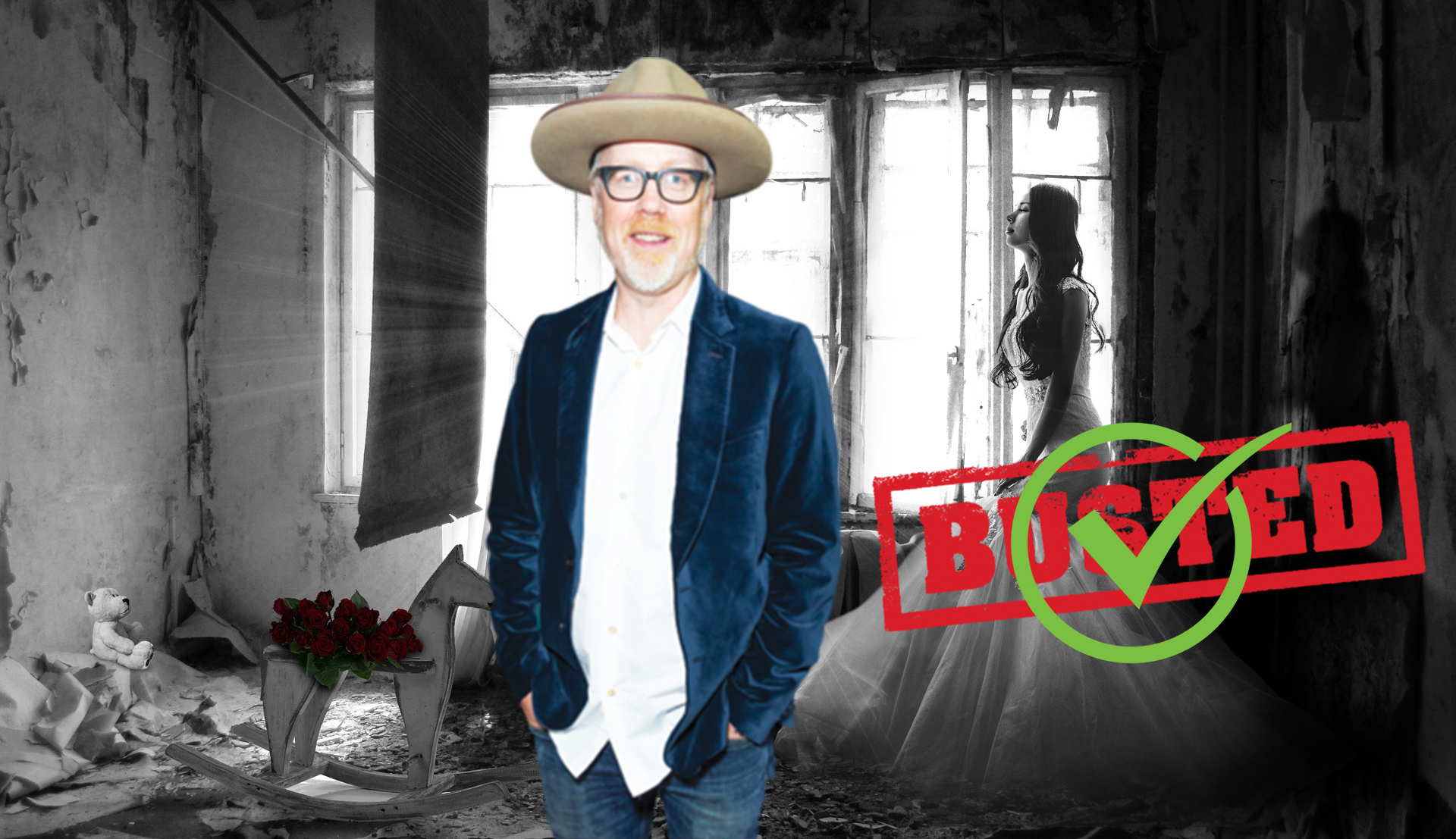 Nice! Adam Savage From Mythbusters Just Upgraded My Chances Of Dying Alone From 'Busted' To 'Plausible!'