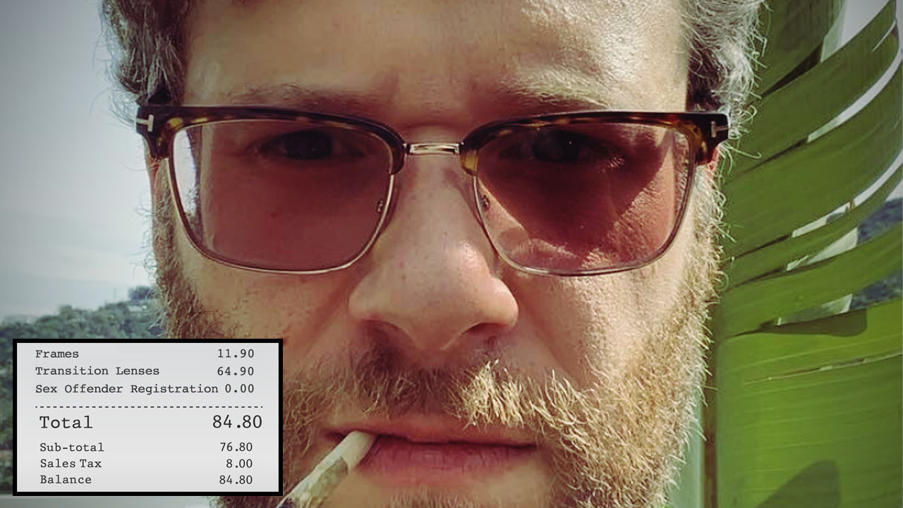 CONVENIENT: Transitions Lenses Purchasers Now Automatically Added To Sex Offender Registry