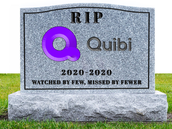 Opinion: My Life Is QuiBi, My Life Is Over