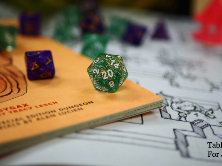 Dungeons & Dragons Campaigns Mostly Excuses To Role-Play Eating At Restaurants