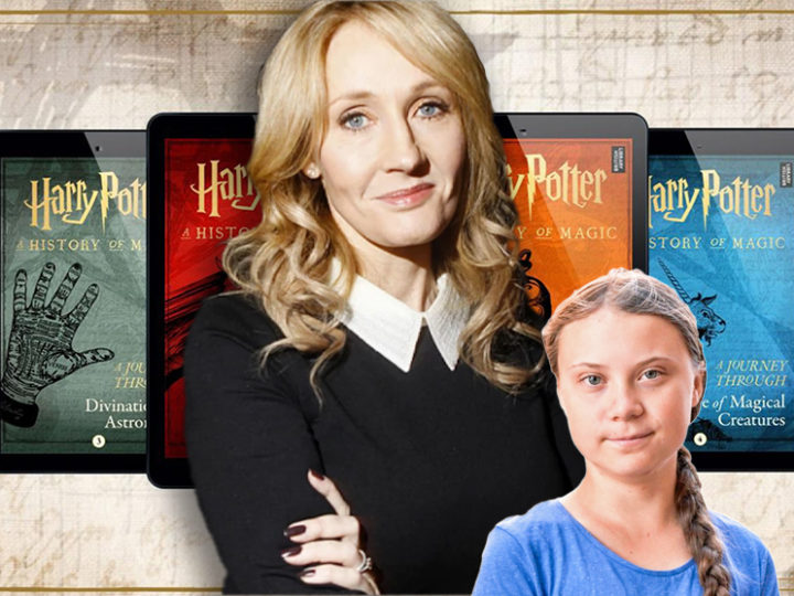 Relieved Millennials Allowed To Like Harry Potter Again After Greta Thunberg Issues Series Official Wokeness Pardon