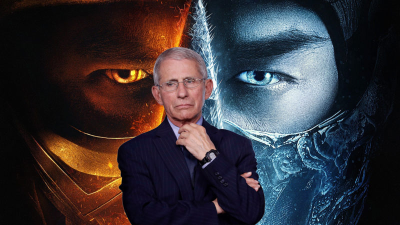 CDC Advises Against Americans Viewing 'Mortal Kombat' In Theaters, Mainly Because It Sucks