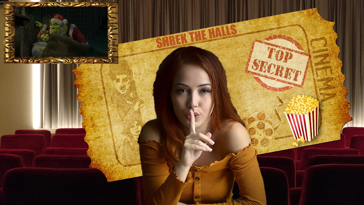 Cinema Secrets: Shrek the Halls