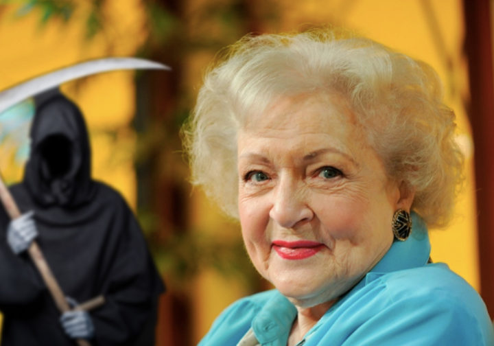 Betty White Dead?!