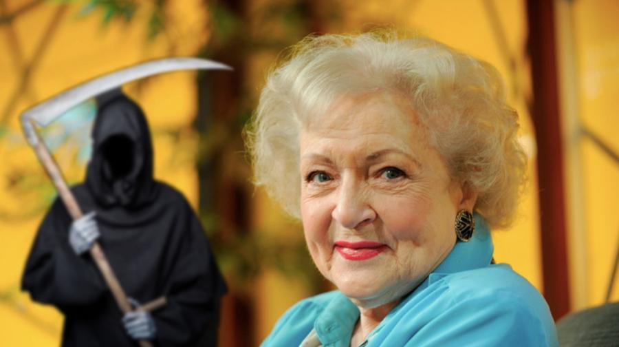 Betty White Dead?!
