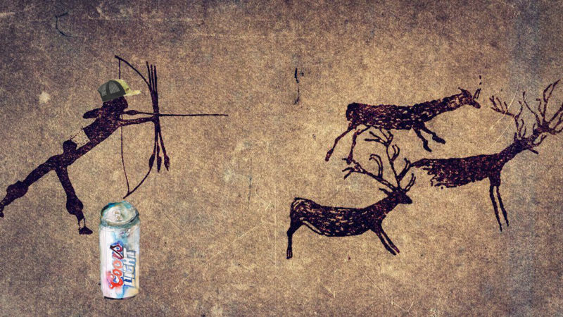 16,000-Year-Old Cave Painting Believed To Be First-Ever 'You Might Be A Redneck' Joke