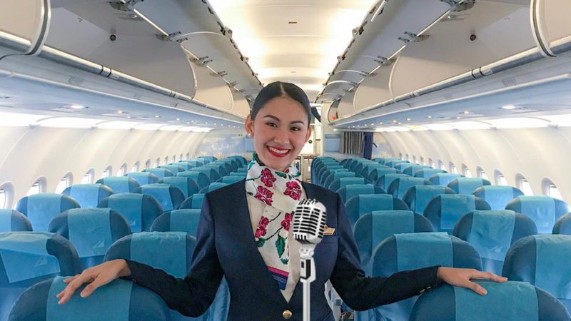 Flight Attendant's 'Tight 5' Has 12 Too Many Plane Crash Jokes