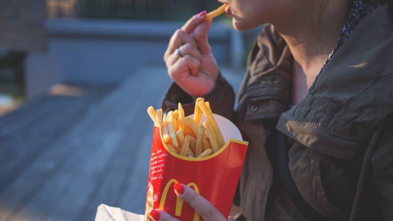 "Man Outraged: ""Ballots Are Recounted, But McDonalds Fries Are Not?!"""