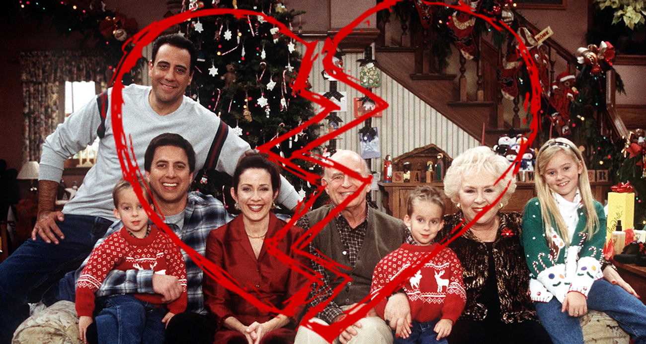 Everybody Loves Raymond, They're Just Not In Love With Raymond Anymore And It's Important That You Know It's Not Your Fault