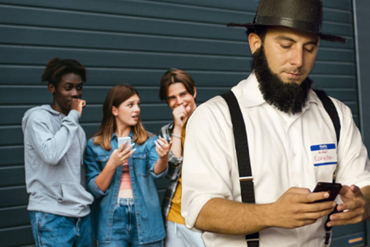 '2 Girls 1 Cup' Viewing Brings Amish Man's Rumspringa To Abrupt Ending