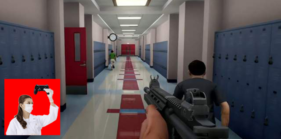 Gaming Expert Claims No Correlation Between School Shootings And School Shooting Simulator