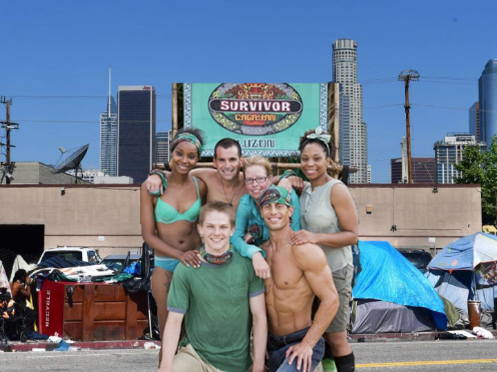 Covid-19 Rampaged Los Angeles Chosen As 'Survivor' Season 41 Location
