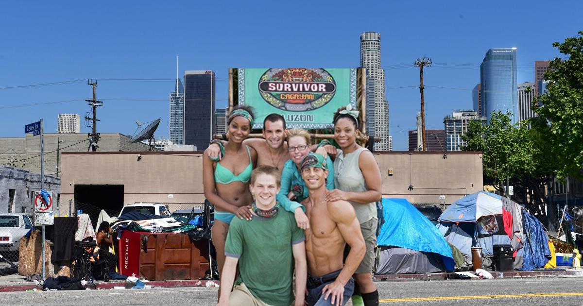 Covid-19 Rampaged Los Angeles Chosen As 'Survivor' Season 41 Location